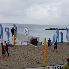 Deutsche Beachmeisterschaft U19 in Kiel